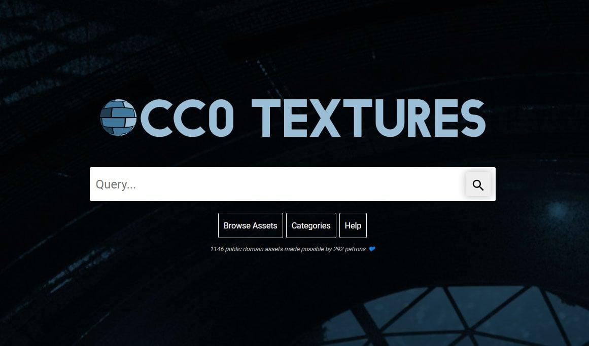 04_CC0TexturesFrontPage
