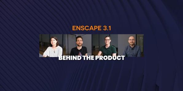 Enscape team behind Enscape 3.1
