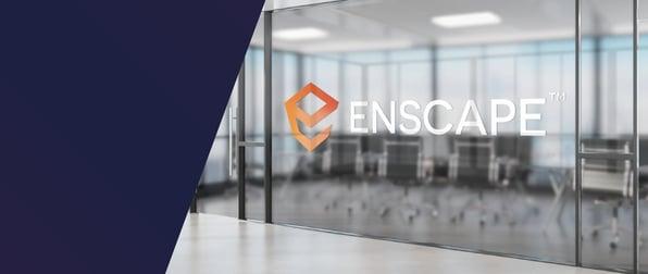 Enscape new logo