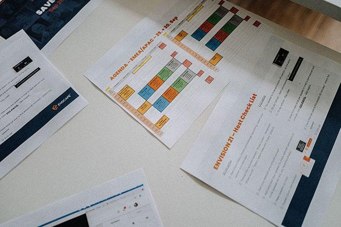 Planning copy