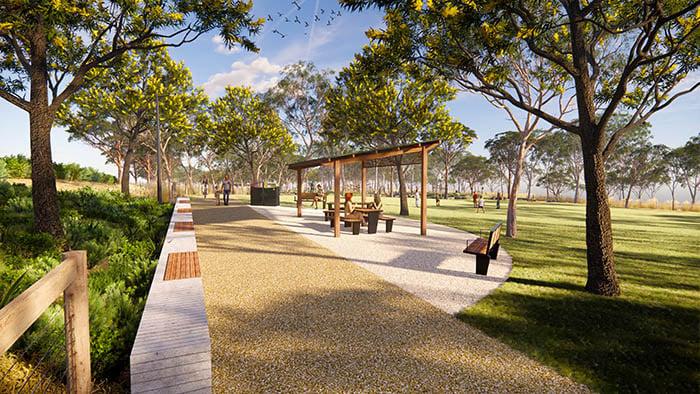 Simon Bushell - Landscape Architect Render 1+700