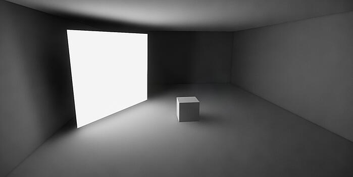 4_an-emissive-surface-emitting-white-light-and-creating-shadows