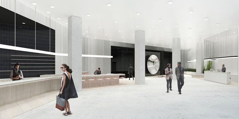 A+I Hudson-Lobby