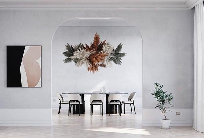 Dining Room Interior Render-1