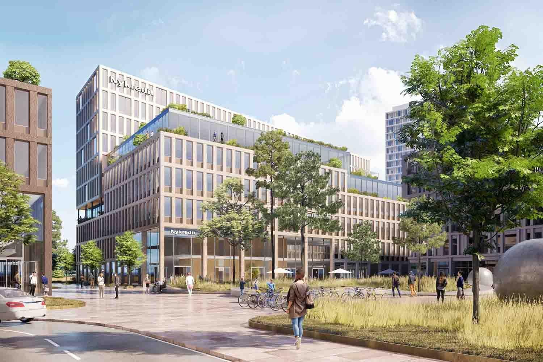 Exterior Commercial Building_Vilhelm Lauritsen Arkitekter