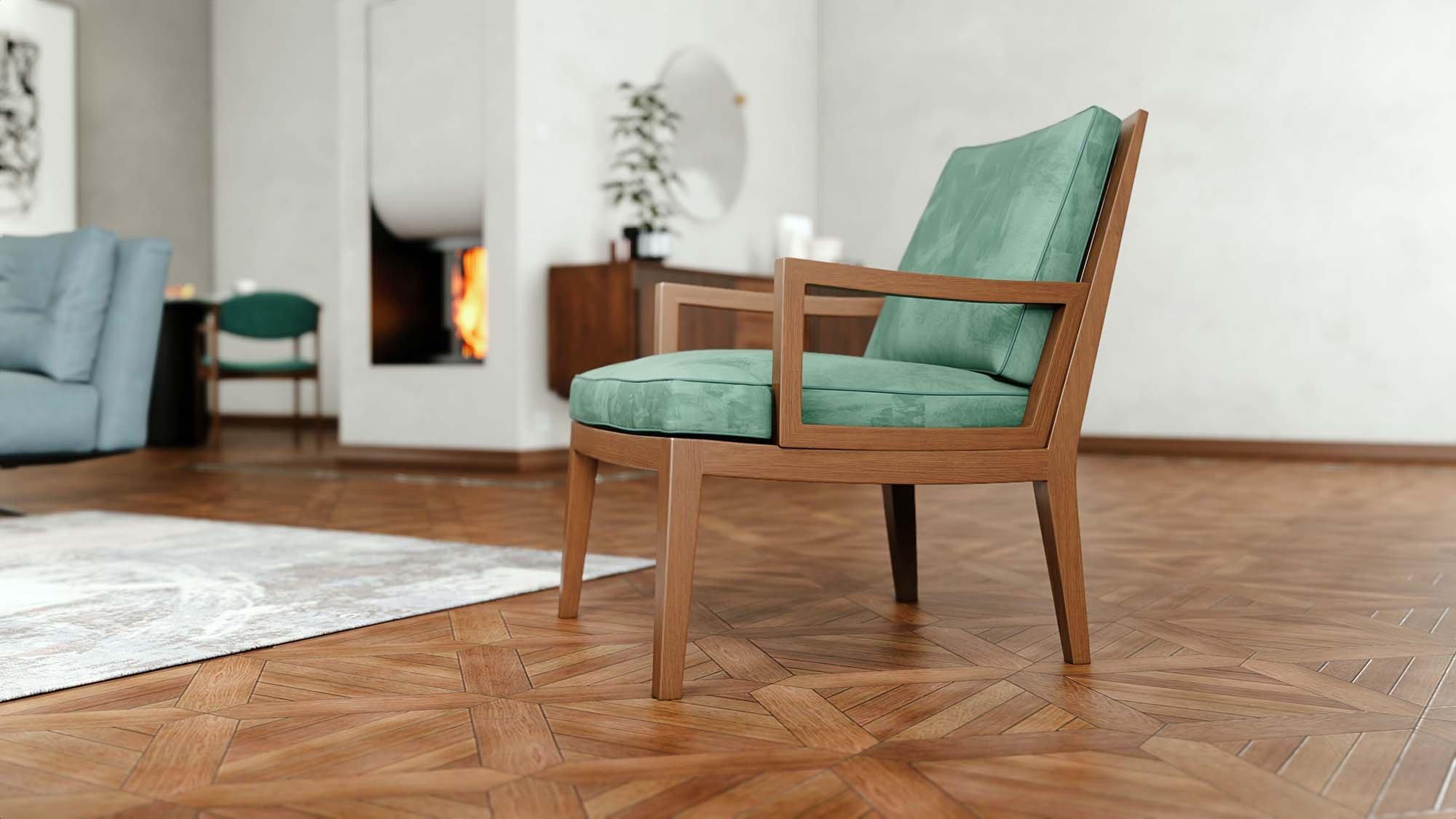 Furniture lighting Modulus Render_b