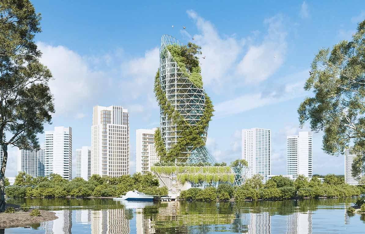 Green Building Design Vo Minh T L2