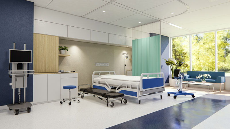Hospital_Patient Room