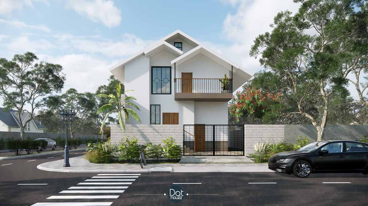 House Render Example