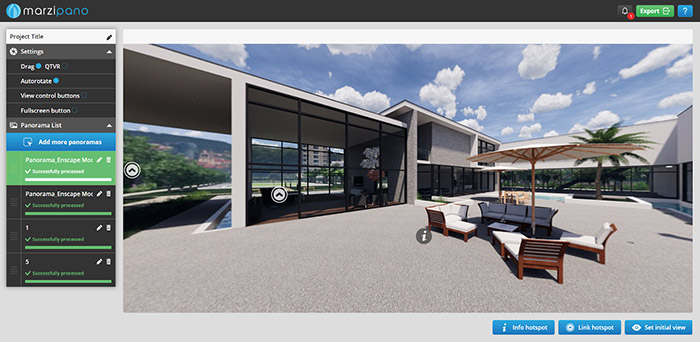 How to Add Panoramas to Your Workflow-5