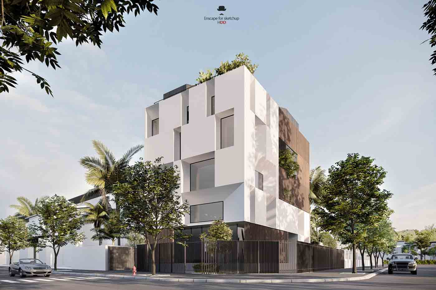 Modern Residential Property