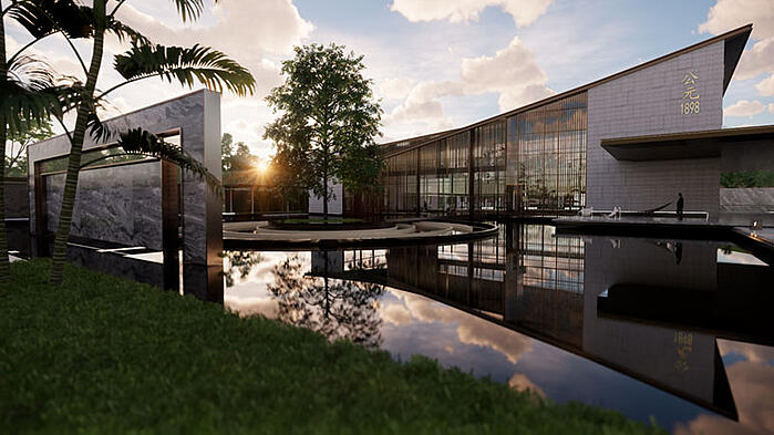 Realistic visualization