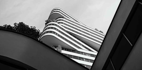 External building render using Enscape