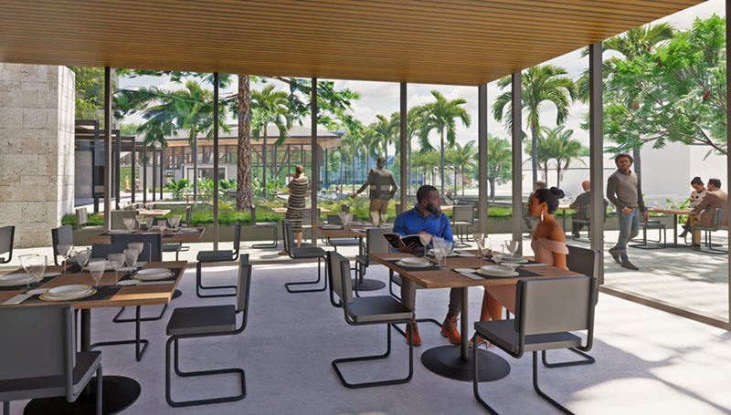 Restaurant Marie Selby Botanical Gardens