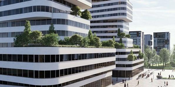 Revit 2022 rendering in Enscape