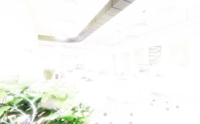 Scene overexposed due to previous plenum space settings