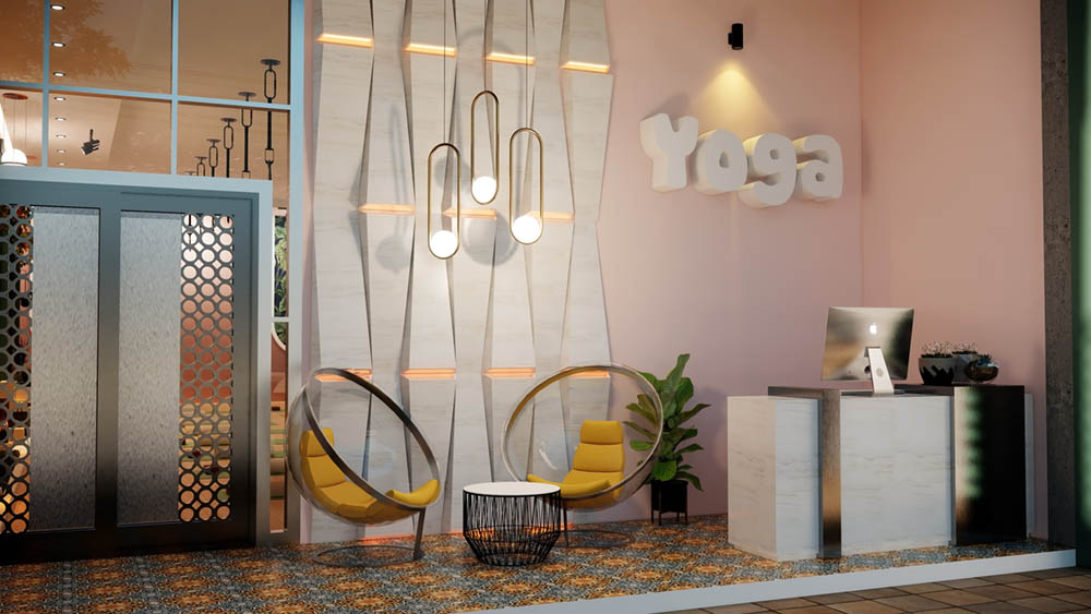 Yoga Interior