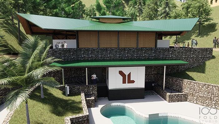 Young Life Pico Escondido Club Room - Dominican Republic 4
