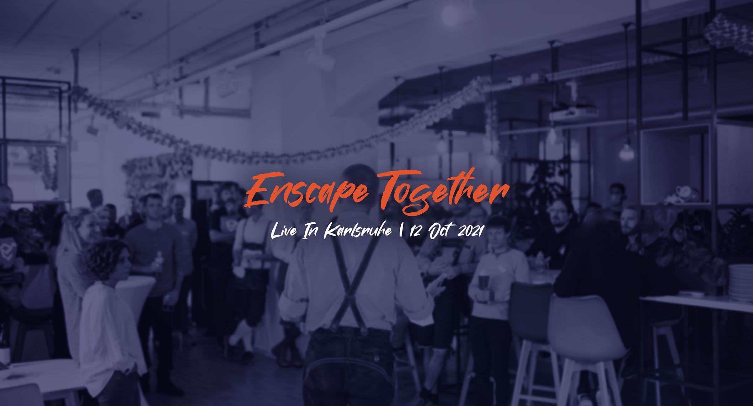 Enscape team event