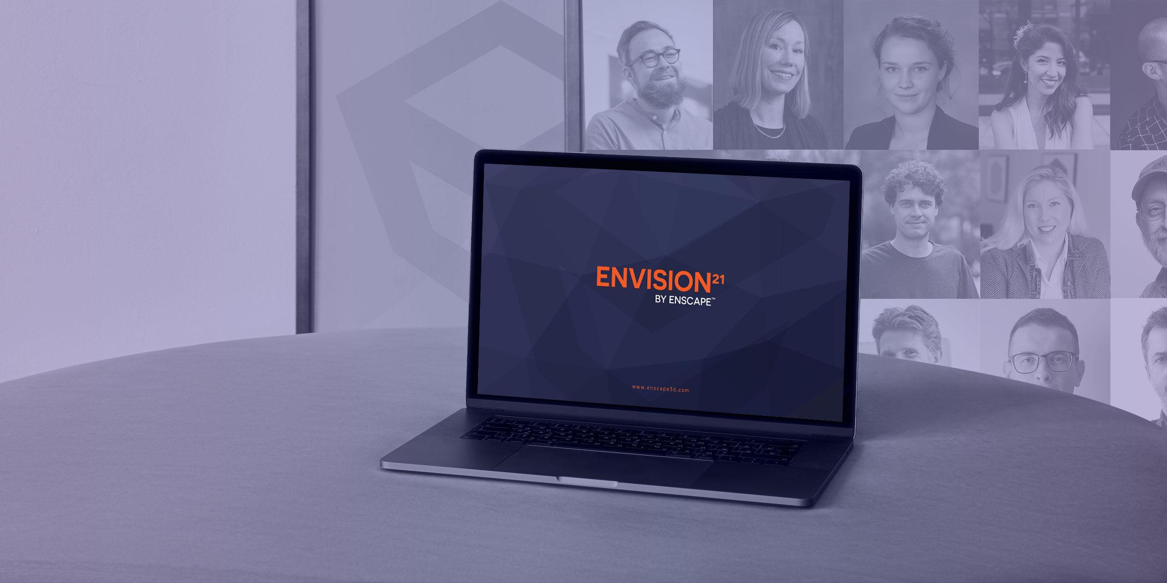 ENVISION 21 Enscape Event
